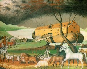 Noah's Ark by Edward Hicks