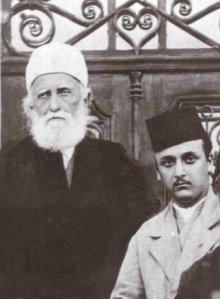 Abdu'l-Baha and Shoghi Effendi