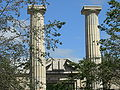 Two columns hirsch